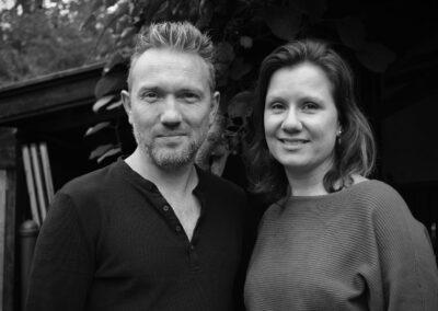 David & Melanie