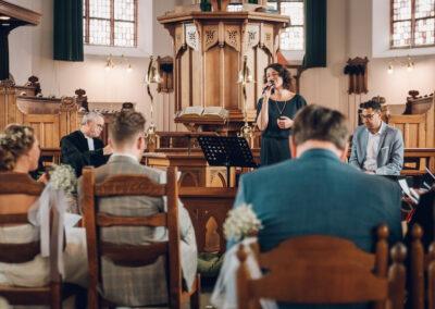Top 25 meest gekozen gezangen voor tijdens een bruiloft