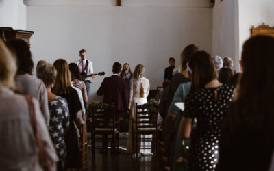 Walking down the aisle // music inspiration