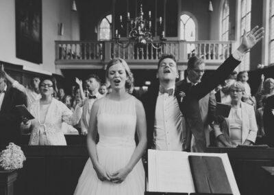 Waarom trouwen in de kerk?
