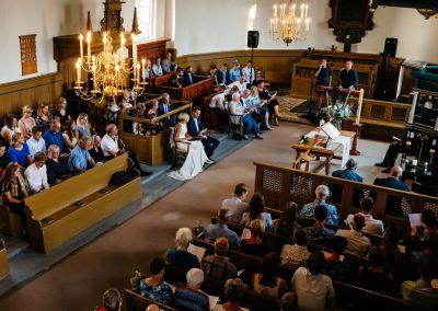 Top 25 meest gekozen Psalmen voor tijdens een bruiloft